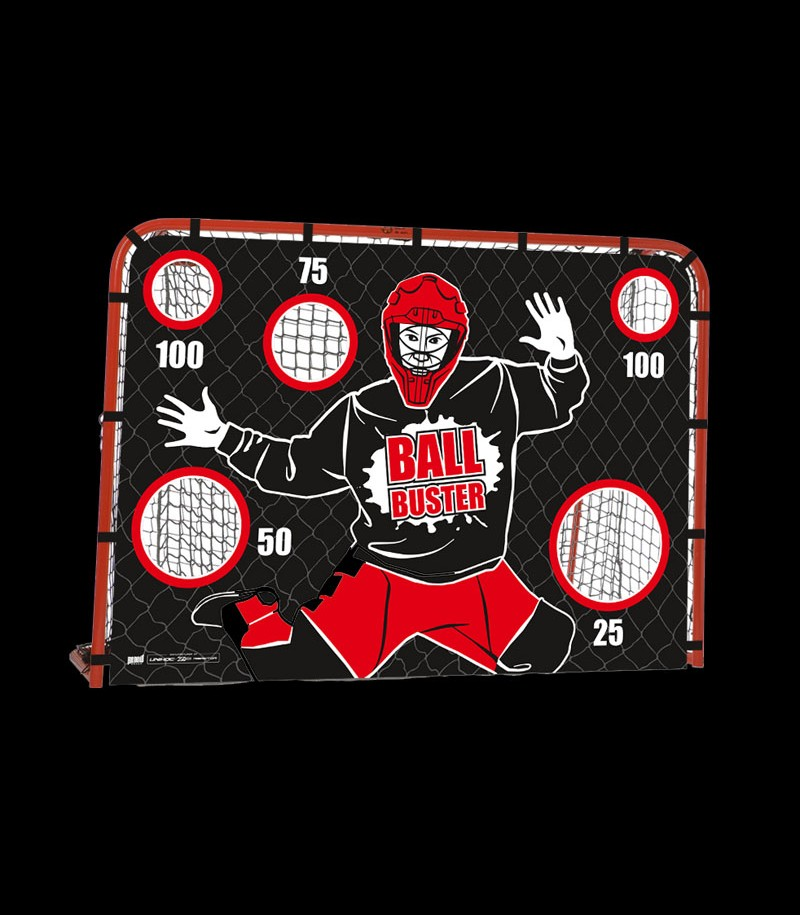 Paroi de but unihoc Ballbuster Pro Junior 90x120cm