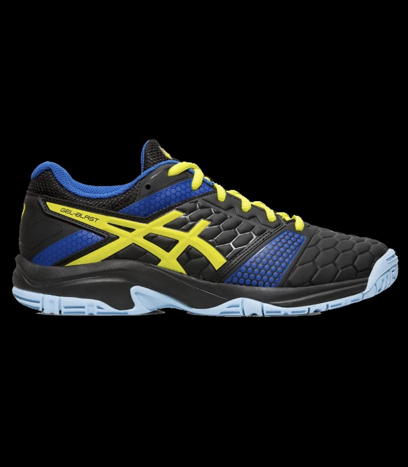 asics GEL-BLAST 7 GS Kids black/blue