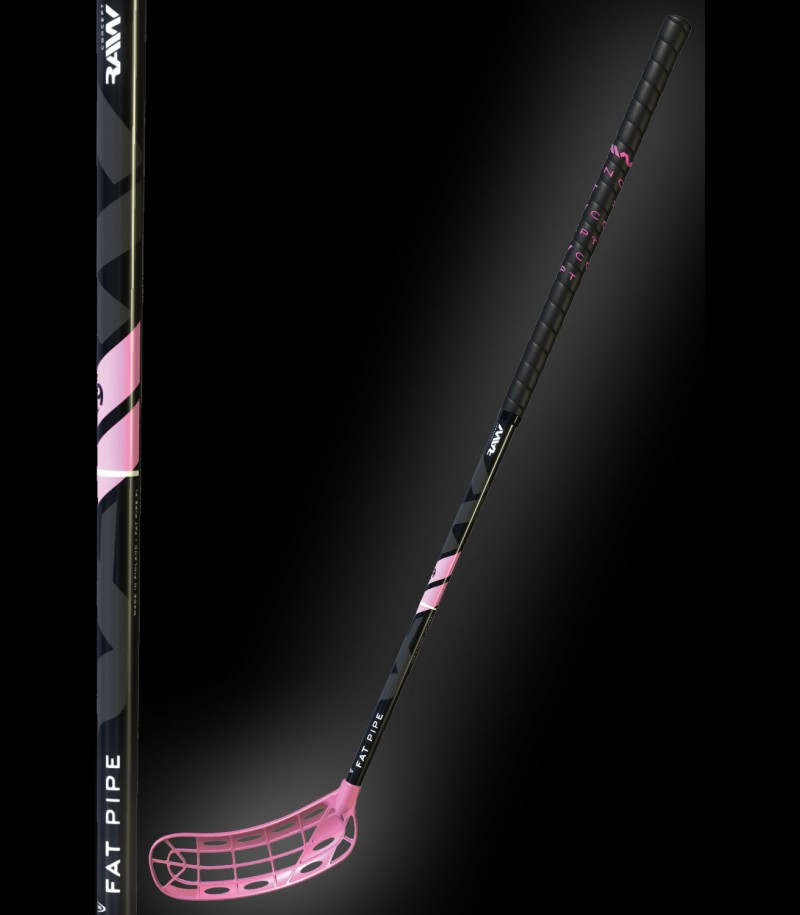 Fatpipe RAW Concept 29 JAB FH2 black/pink