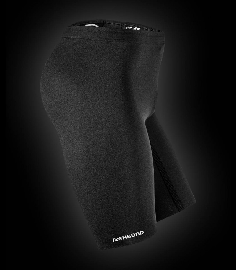 Rehband Pantalons Thermques QD noir