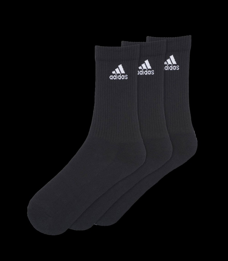 Adidas Performance Crew Sock black (3-Pack)