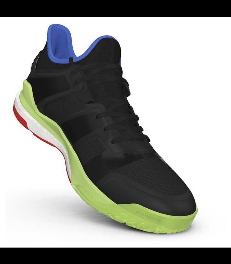 Adidas Stabil X Men black/yellow