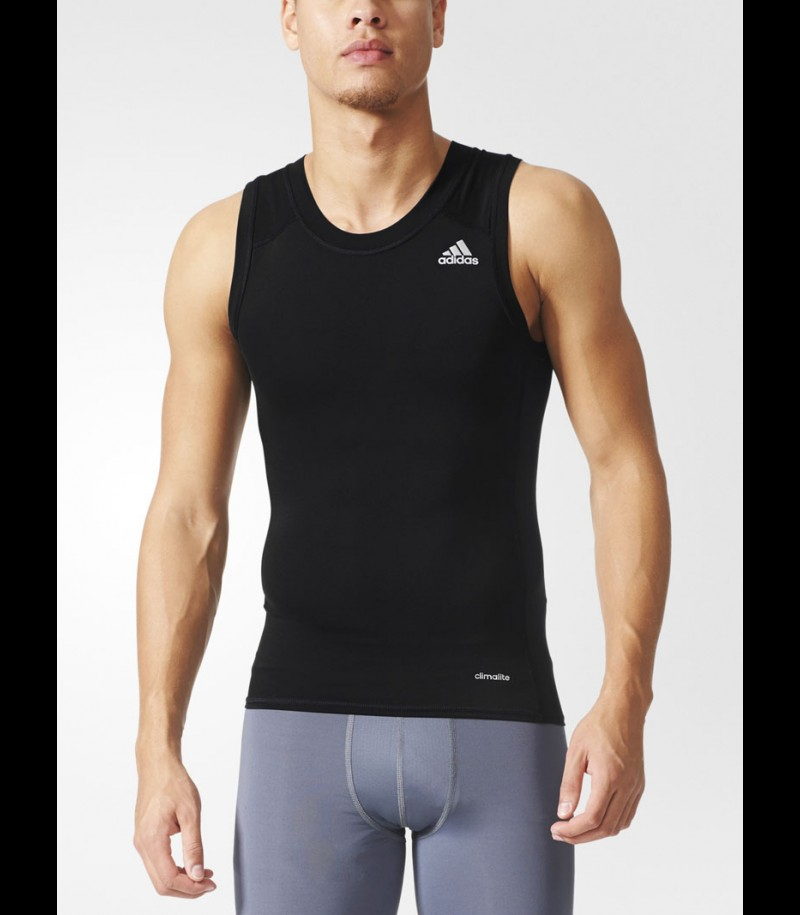 Adidas TECHFIT Base Tank black