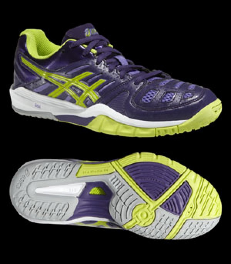 asics GEL FASTBALL Lady purple/lime