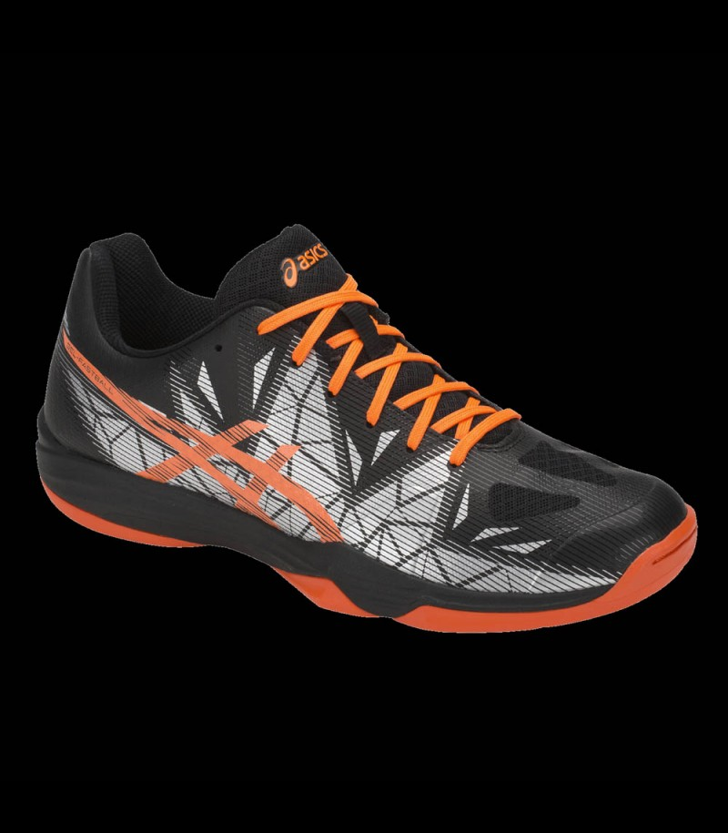 asics GEL FASTBALL 3 Men black/orange