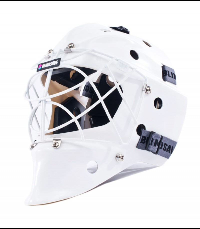 Blindsave Goalie Mask white