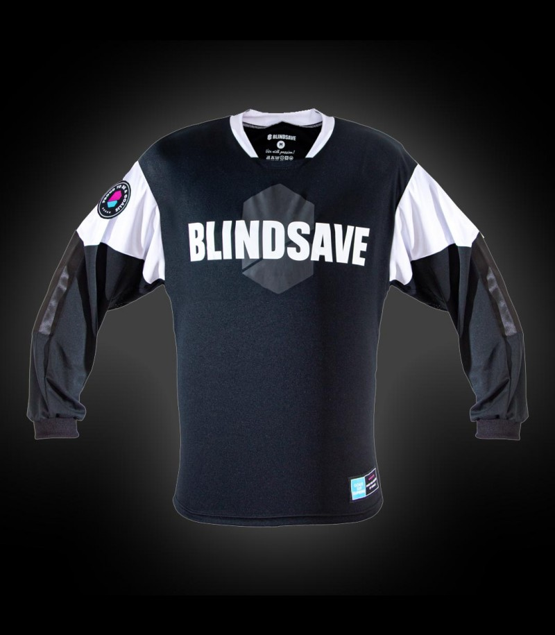 Blindsave Goalie Jersey SUPREME black