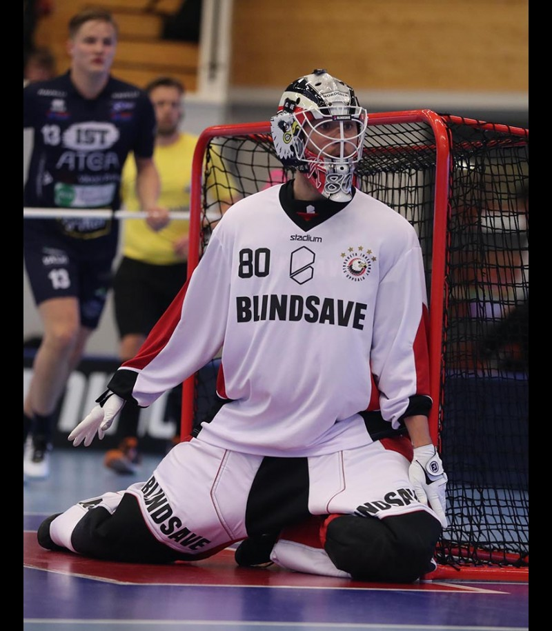 Blindsave Goalieset Viktor Klinsten LIMITED EDITION