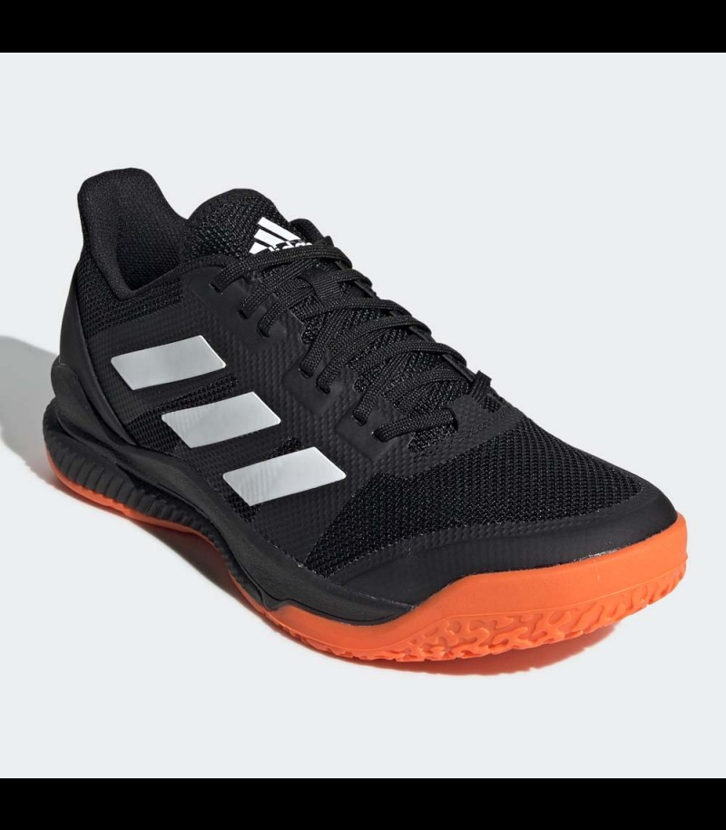 Adidas Stabil Bounce Men core black/orange