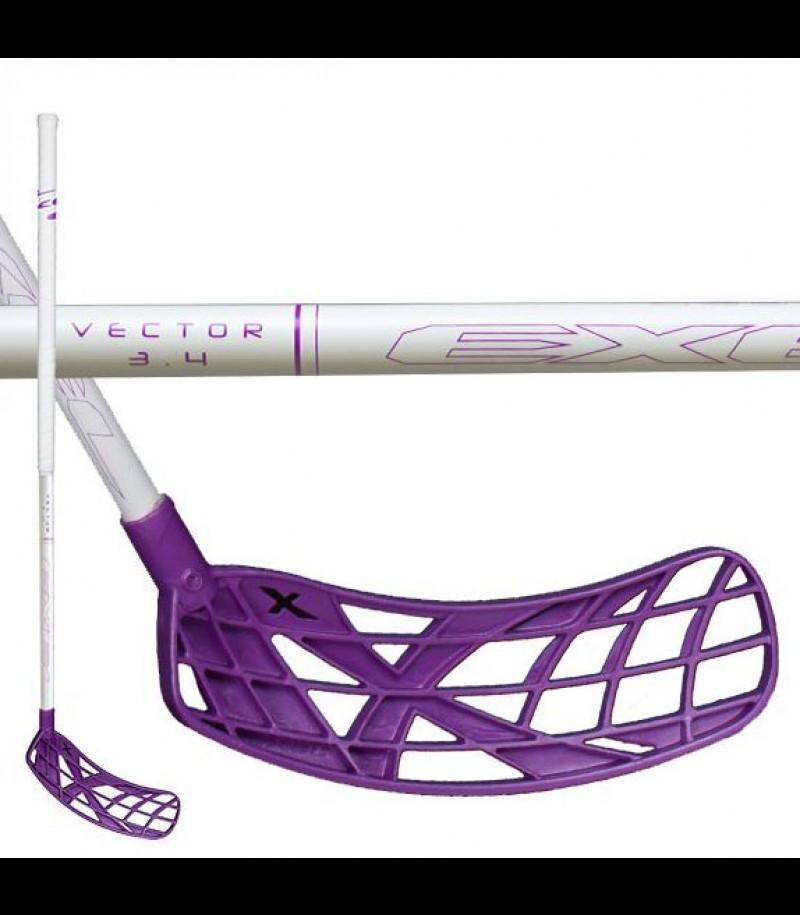 Exel Vector 3.4 Junior white/purple