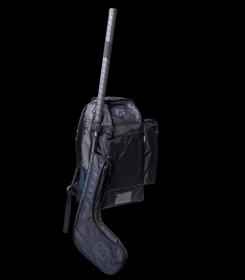 Fatpipe Stick Backpack black/space