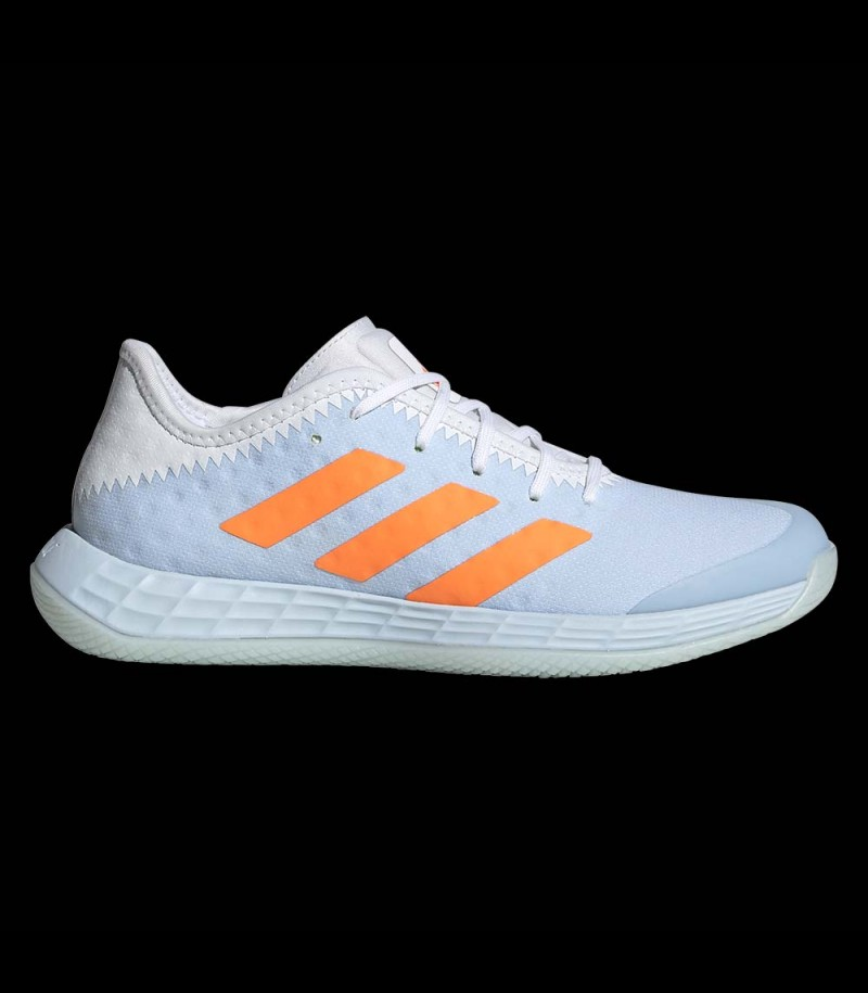 Adidas Adizero FastCourt Women sky tint/orange