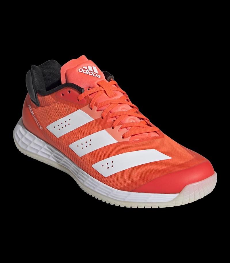 Adidas Adizero FastCourt 2.0 Men solar red/white