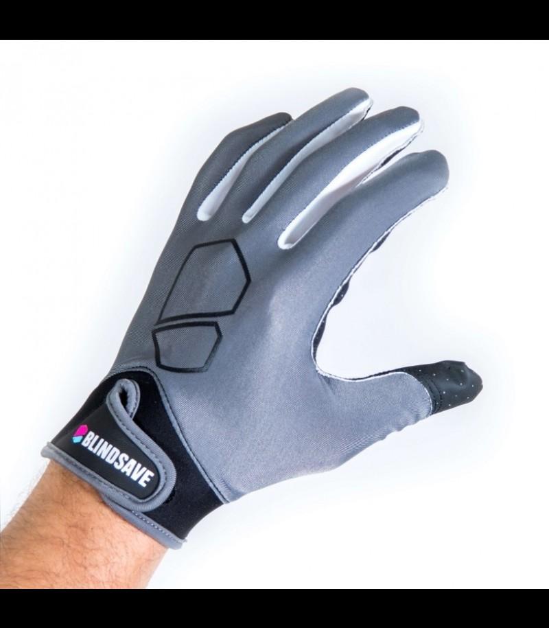 Gants de gardien Blindsave Premium gris