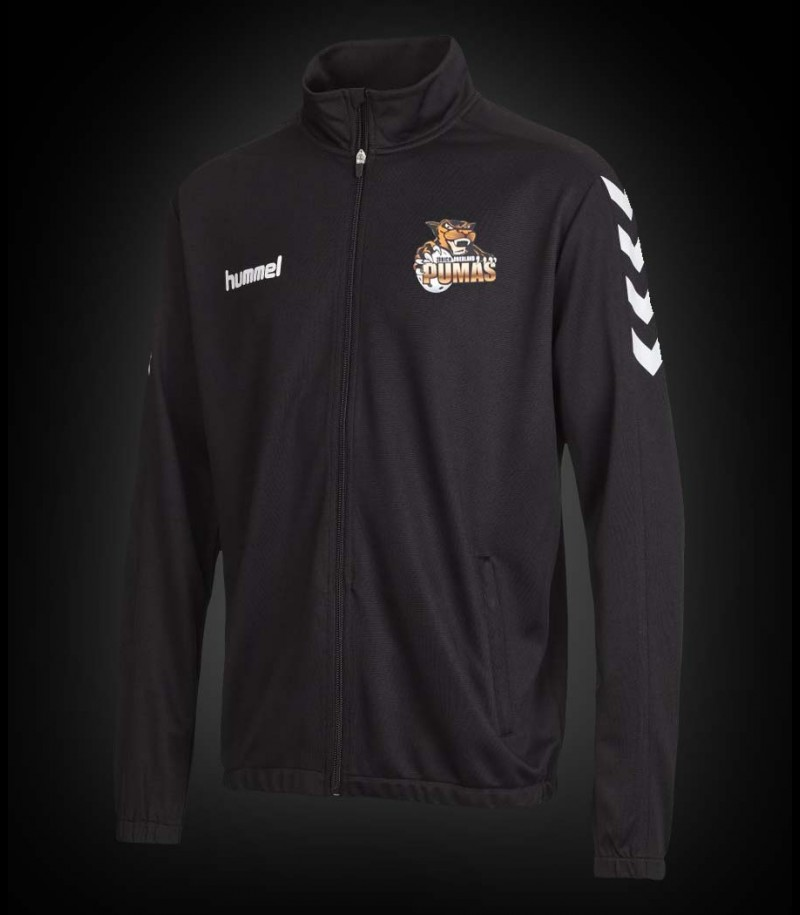 Hummel Core Coly Jacket ZO Pumas Junior