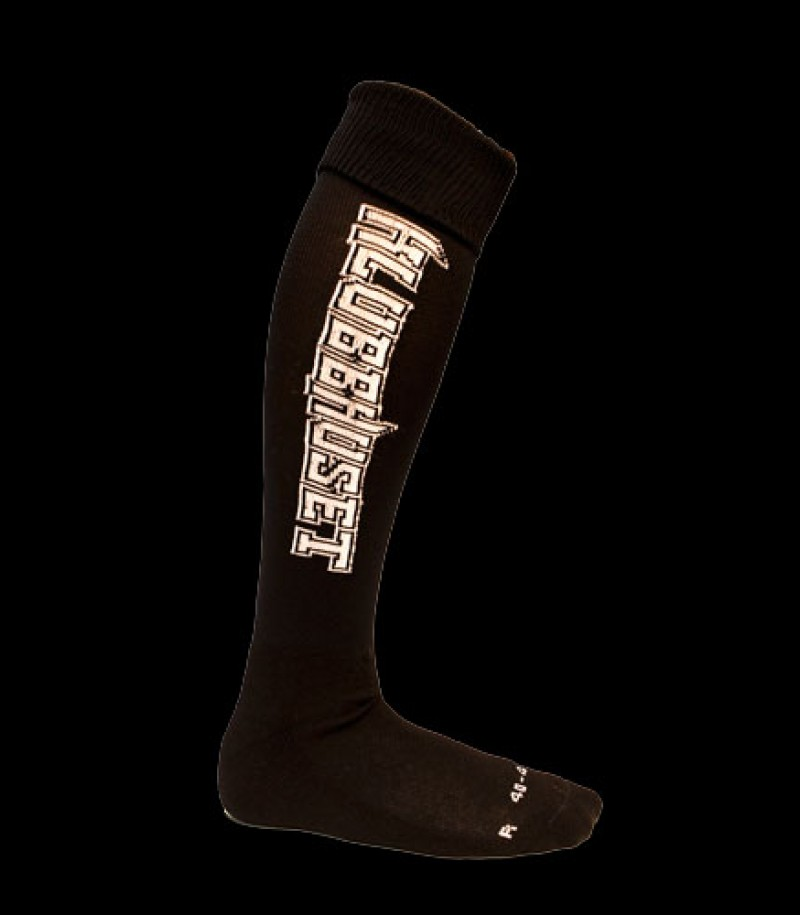 Klubbhuset Sock black