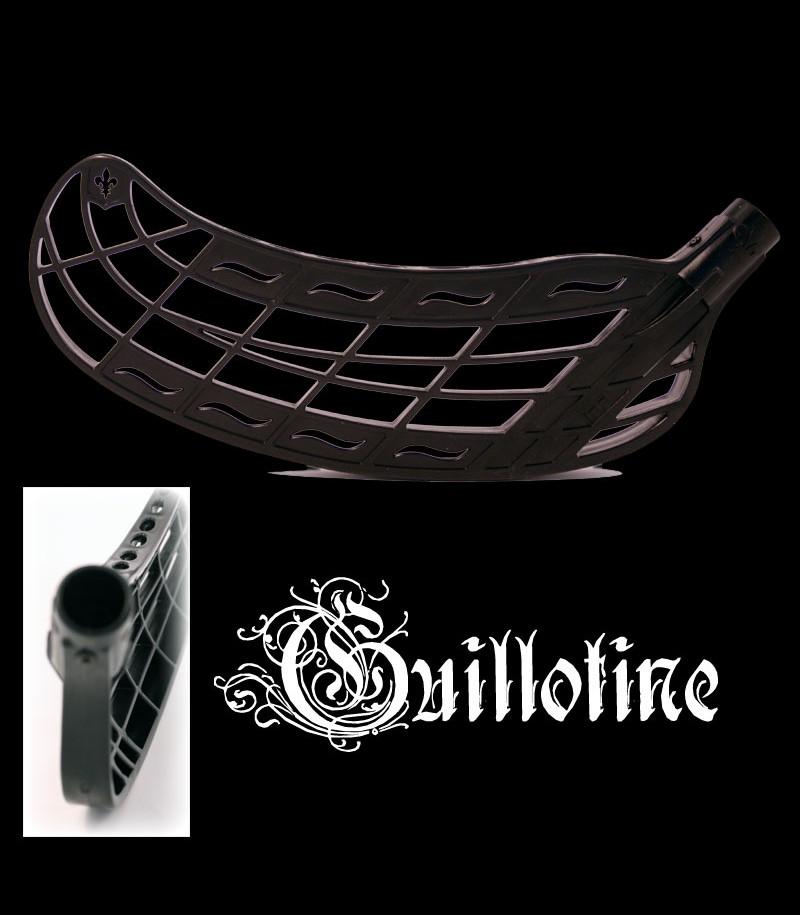 Louis XIV Excellence Guillotine noir