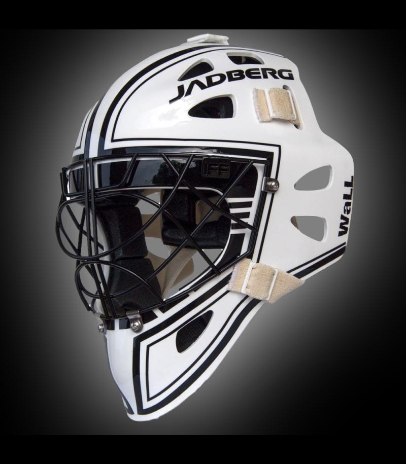 Wall Mask Jadberg Reaver white