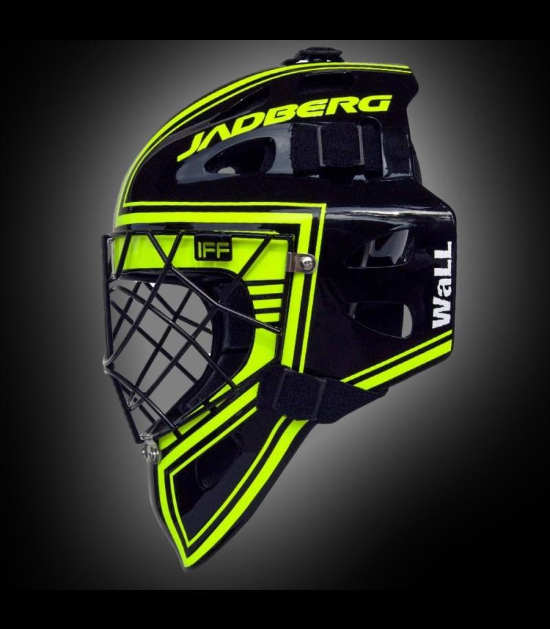 Wall Mask Jadberg Reaver black/yellow