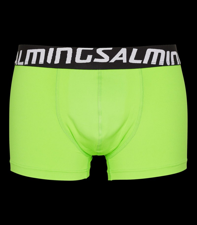Salming Adrenaline Boxer Men neon green