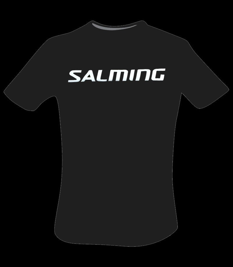 Salming T-Shirt Basic black