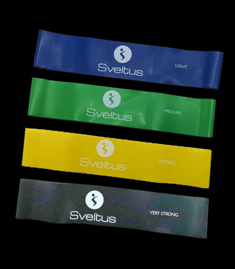 Sveltus Trainingbands (4-Pack)