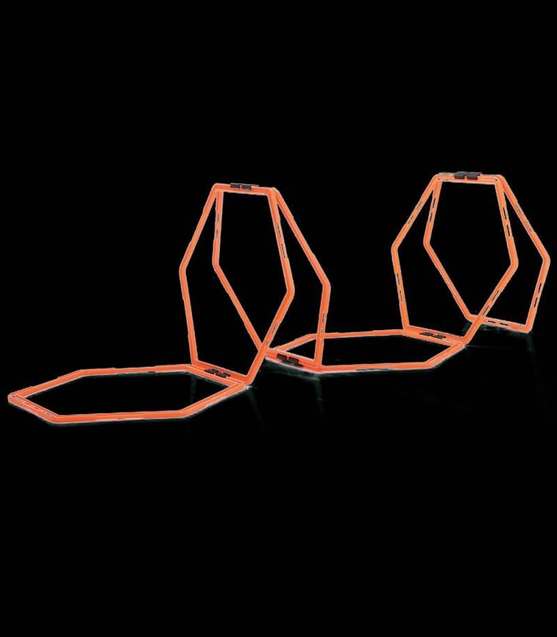 Échelle d'entraînement orange