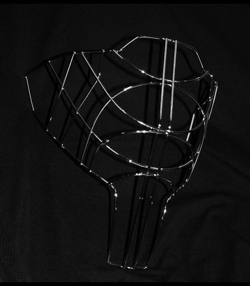 unihockeyshop_unihoc Grille de rechange Canada (pour masque Optima et Feather 66)