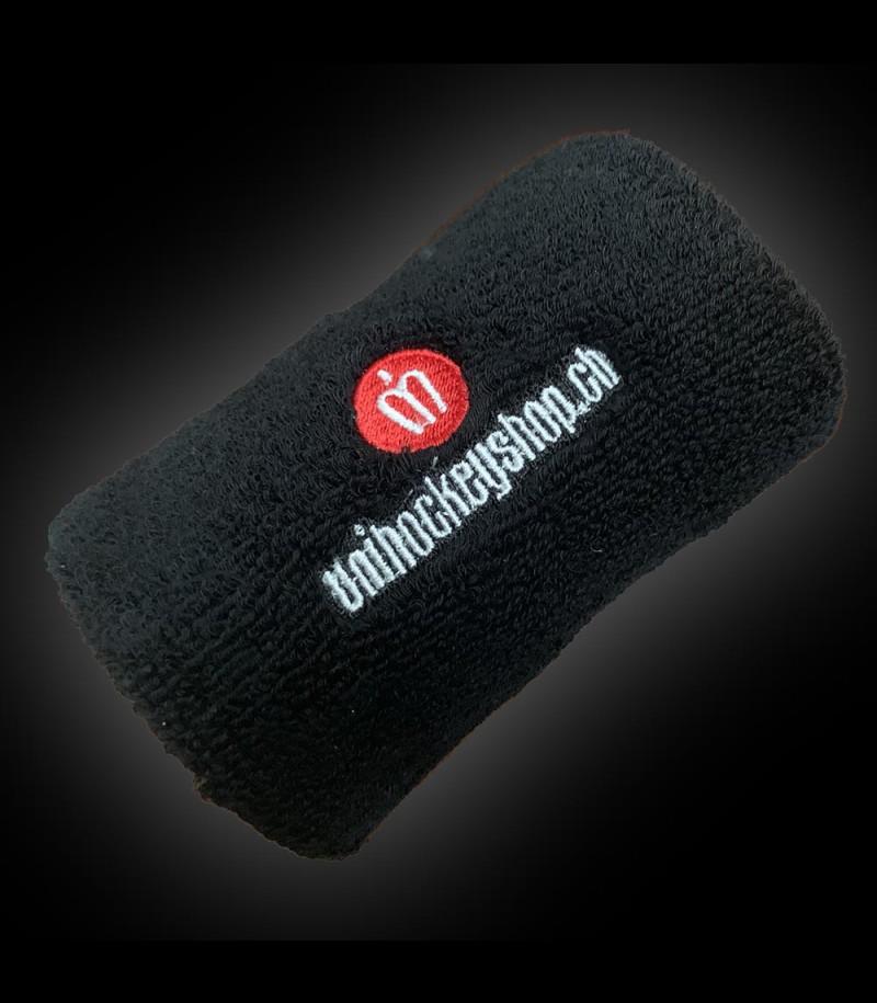 unihockeyshop.ch Serre-poignet Logo long