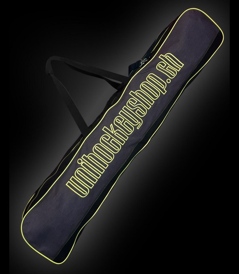 unihockeyshop.ch Toolbag Exclusive dark grey/yellow
