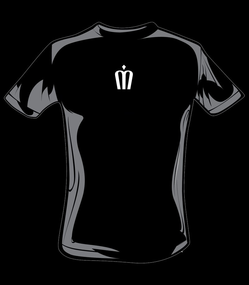 unihockeyshop.ch T-Shirt Crown Cotton