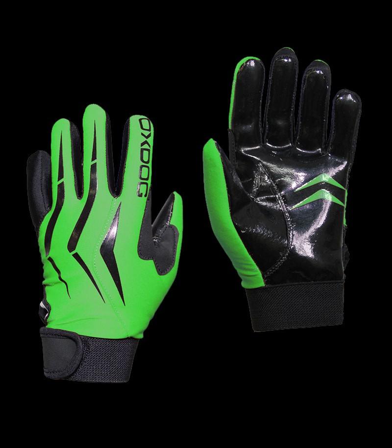 OXDOG gants de gardien Vapor vert/noir