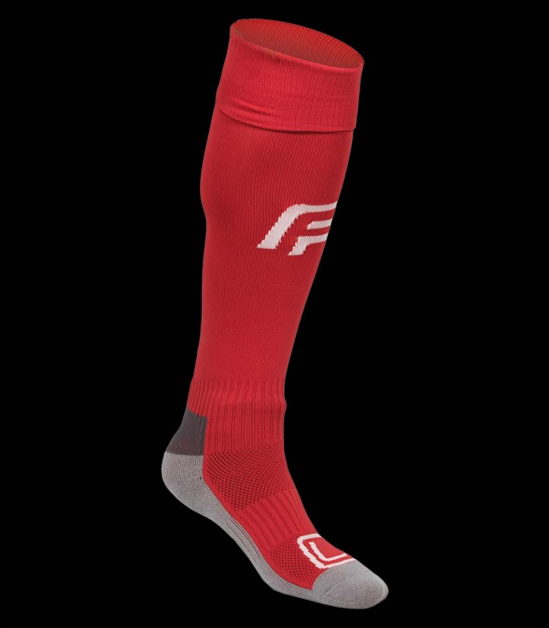 Fatpipe Werner Players Socks red