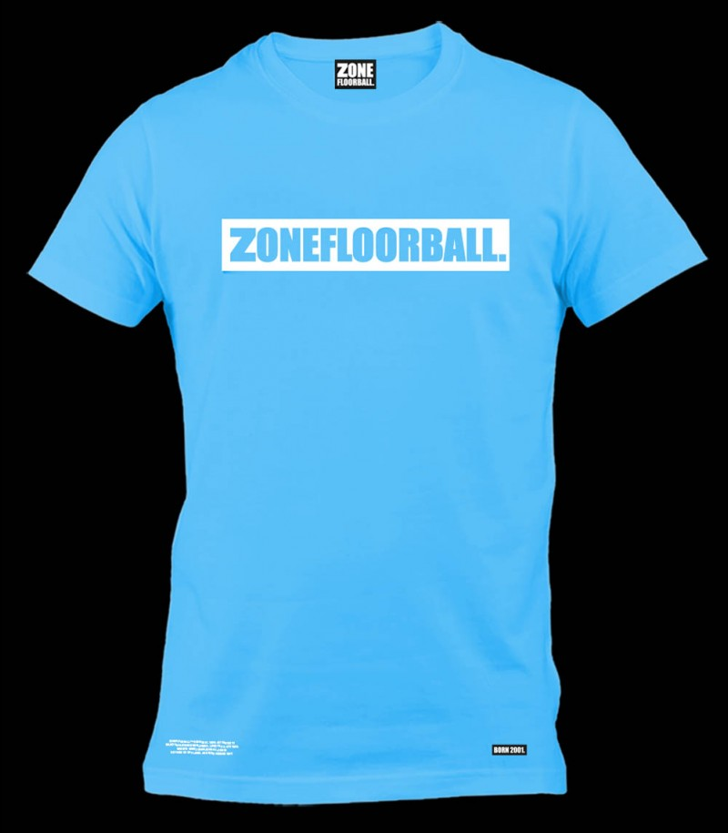 Zone T-Shirt Personal blue