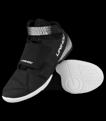 unihoc U4 chaussure de gardien noir