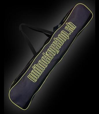 unihockeyshop.ch Toolbag Exclusive dark grey/yellow
