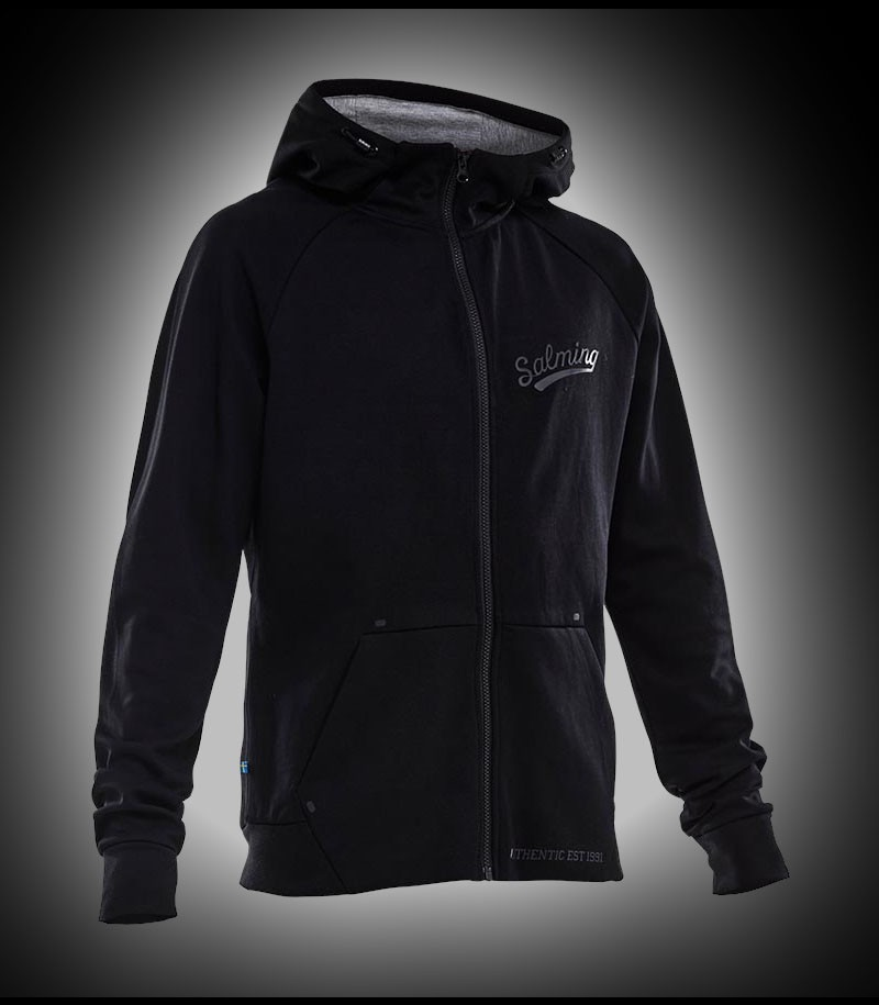 Salming Prime Hood Men black