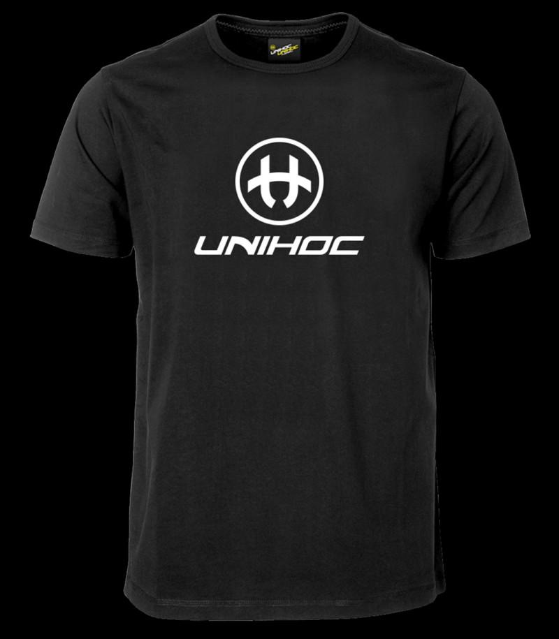 unihoc T-Shirt Storm noir