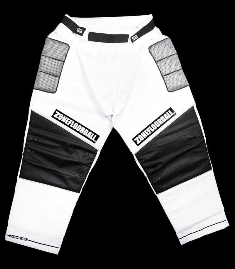 Zone Pantalon de gardien Monster Junior blanc/noir