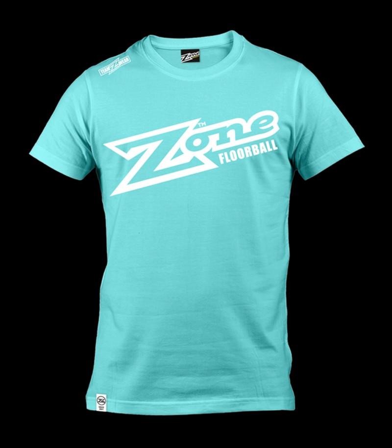 Zone T-Shirt Teamwear turqouise