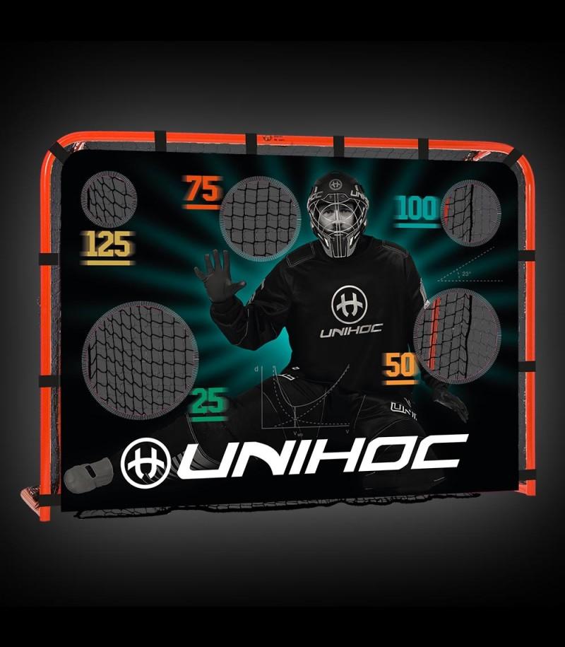 Paroi de but unihoc Ballbuster Pro Junior 90x120cm