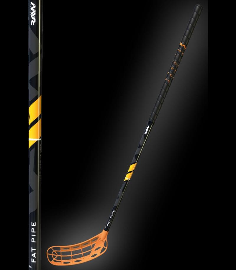 Fatpipe RAW Concept 27 JAB FH2 black/orange