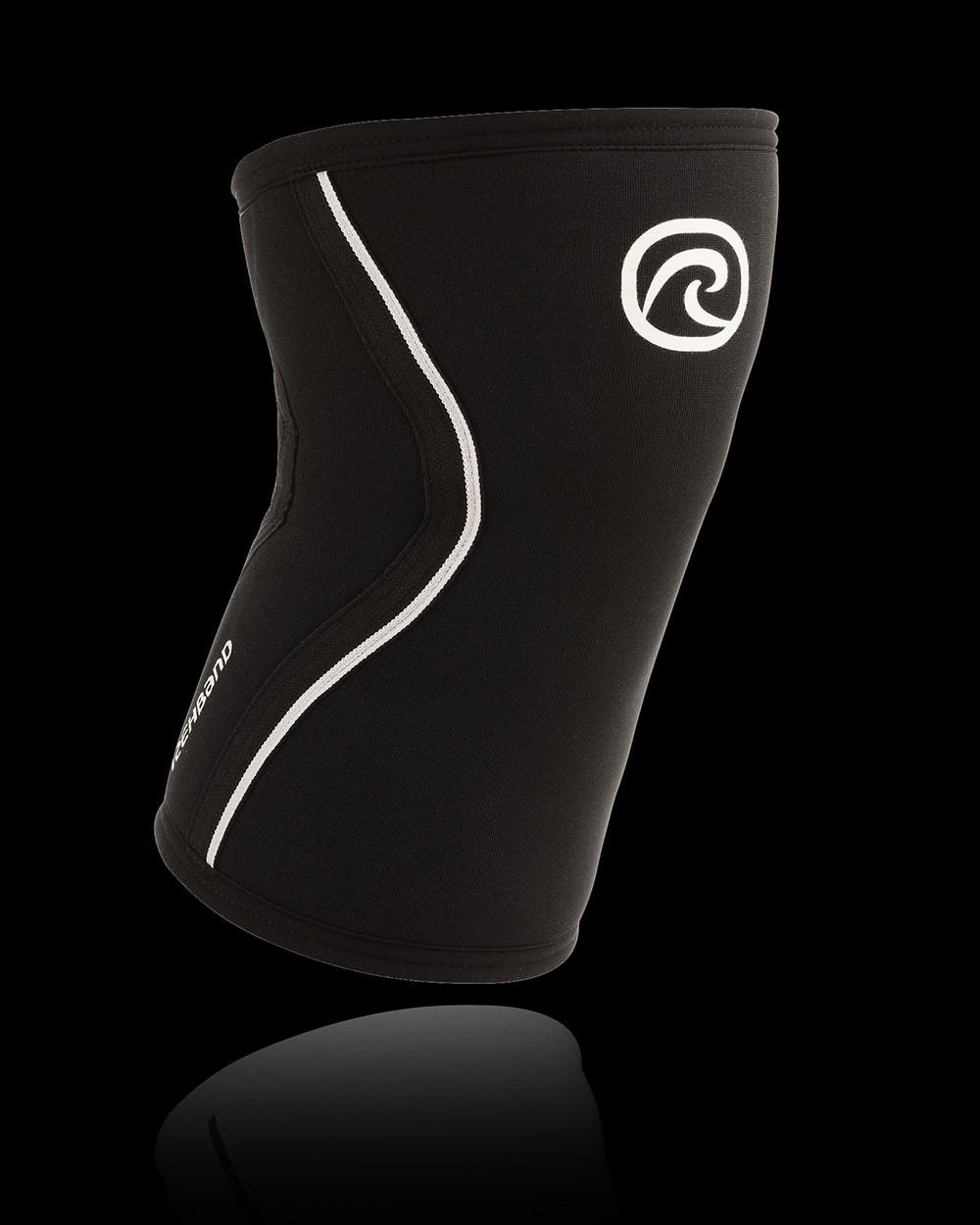 Rehband RX Kniebandage schwarz 3mm