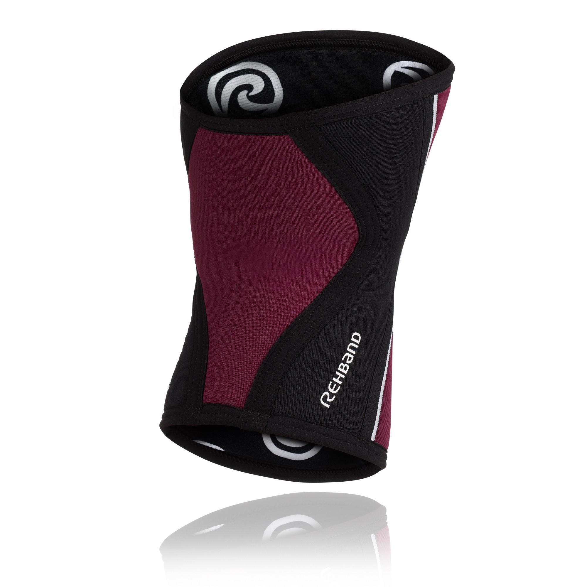 Rehband RX Kniebandage bordeaux 5mm