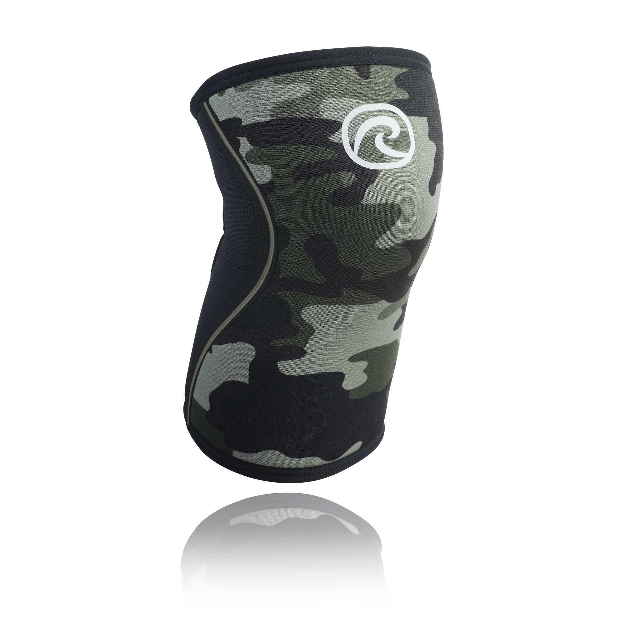 Rehband RX Kniebandage camouflage 7mm