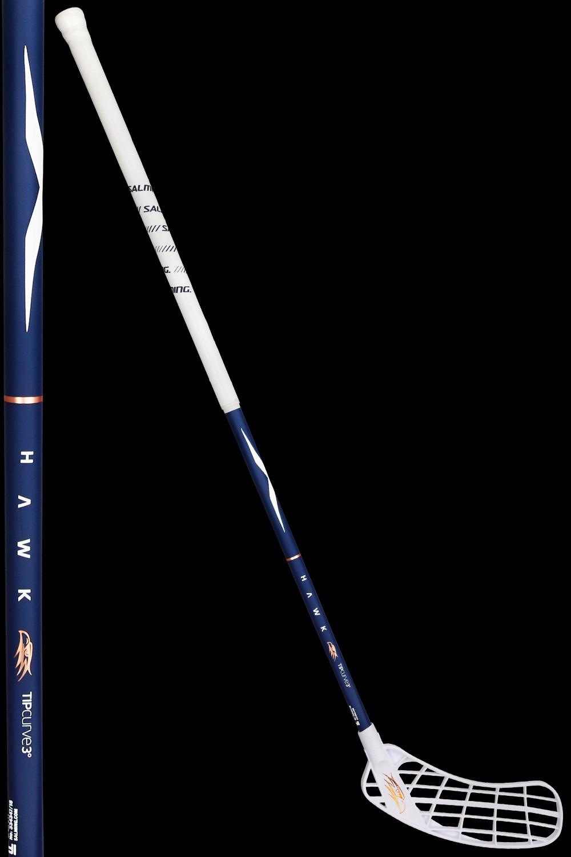 Salming Hawk X-Shaft KickZone Tip-Curve 3° Junior