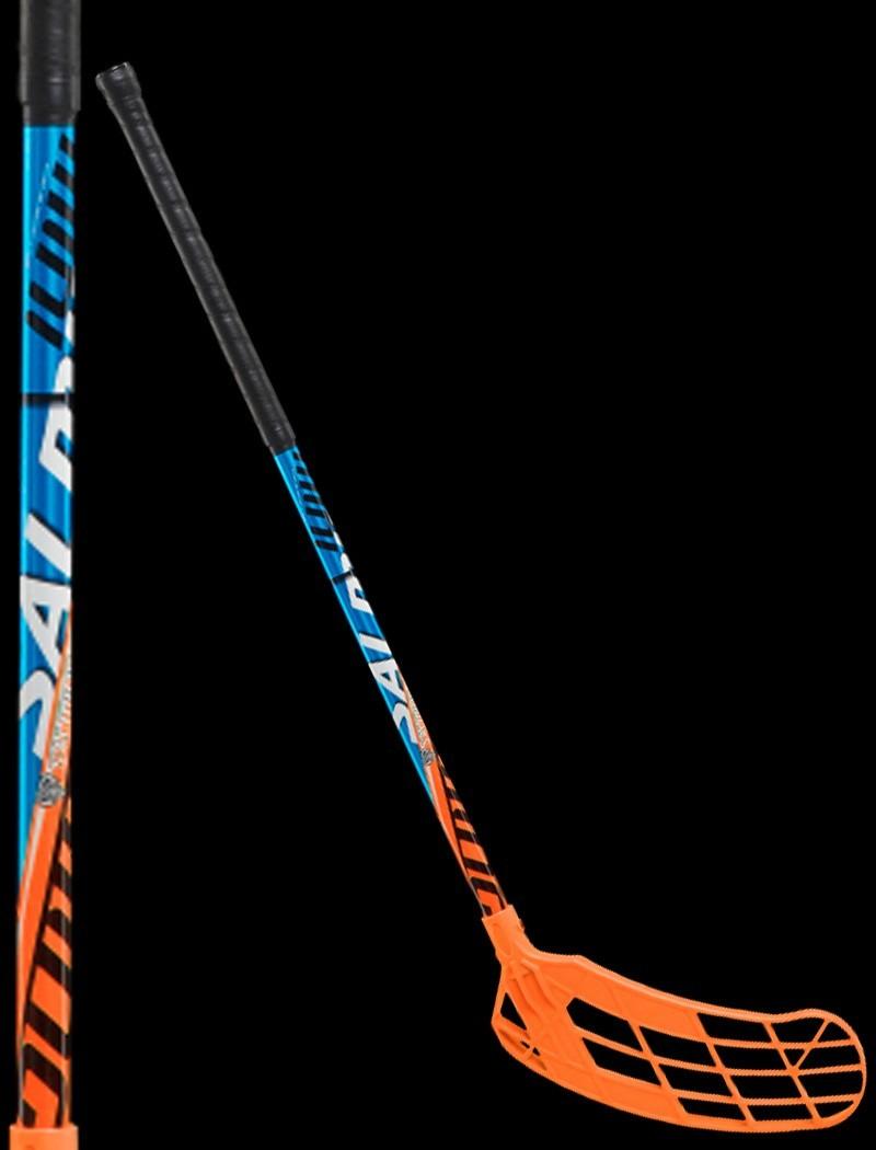 Salming Mini Stick blue/orange