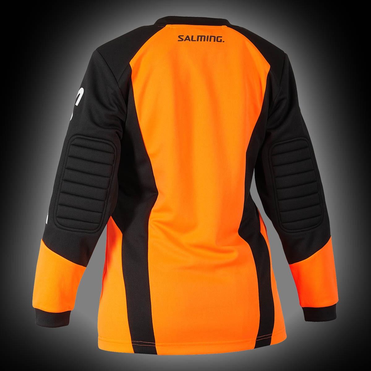 11cf8b83f Salming Goalieset Atlas Junior black orange - Goaliesets -50 ...