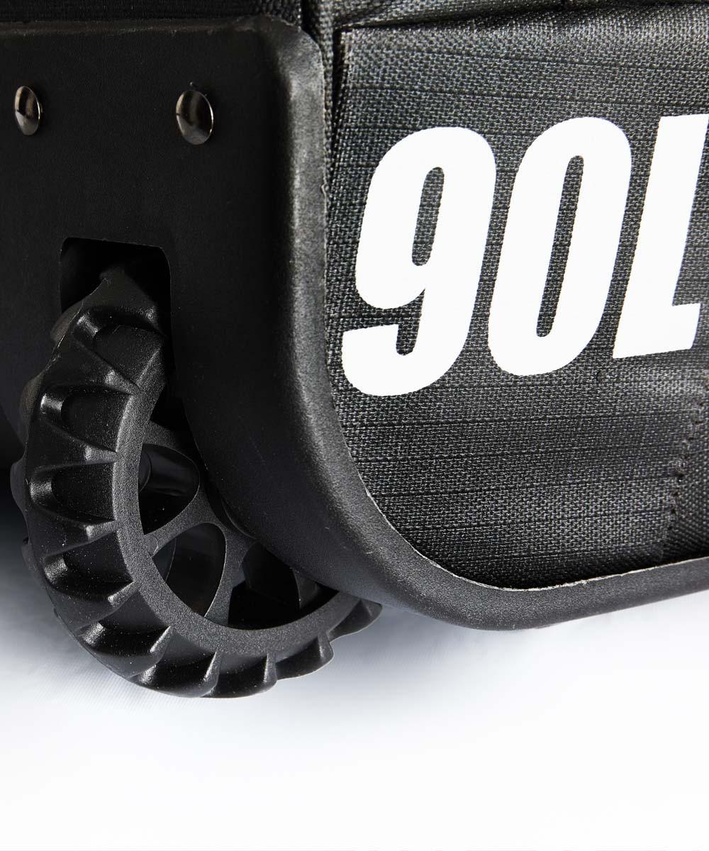 Salming Trolley Mercer black 90L