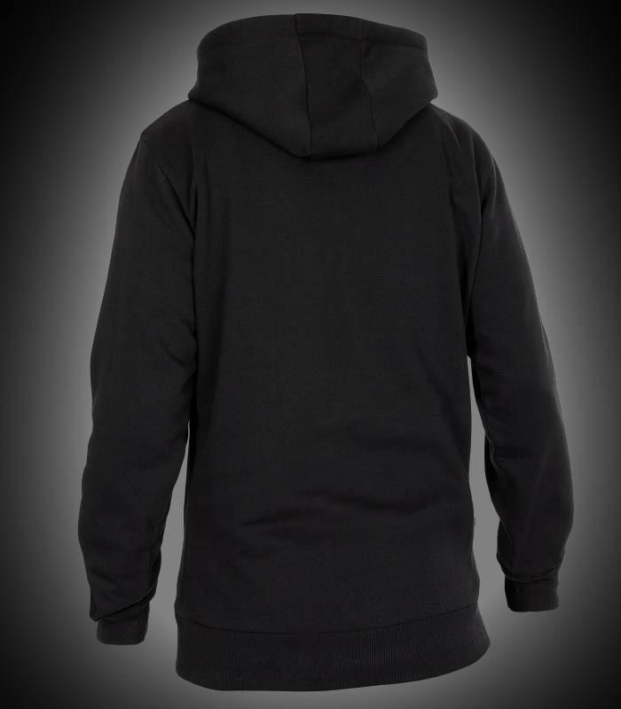 Salming Logo Hood Junior black